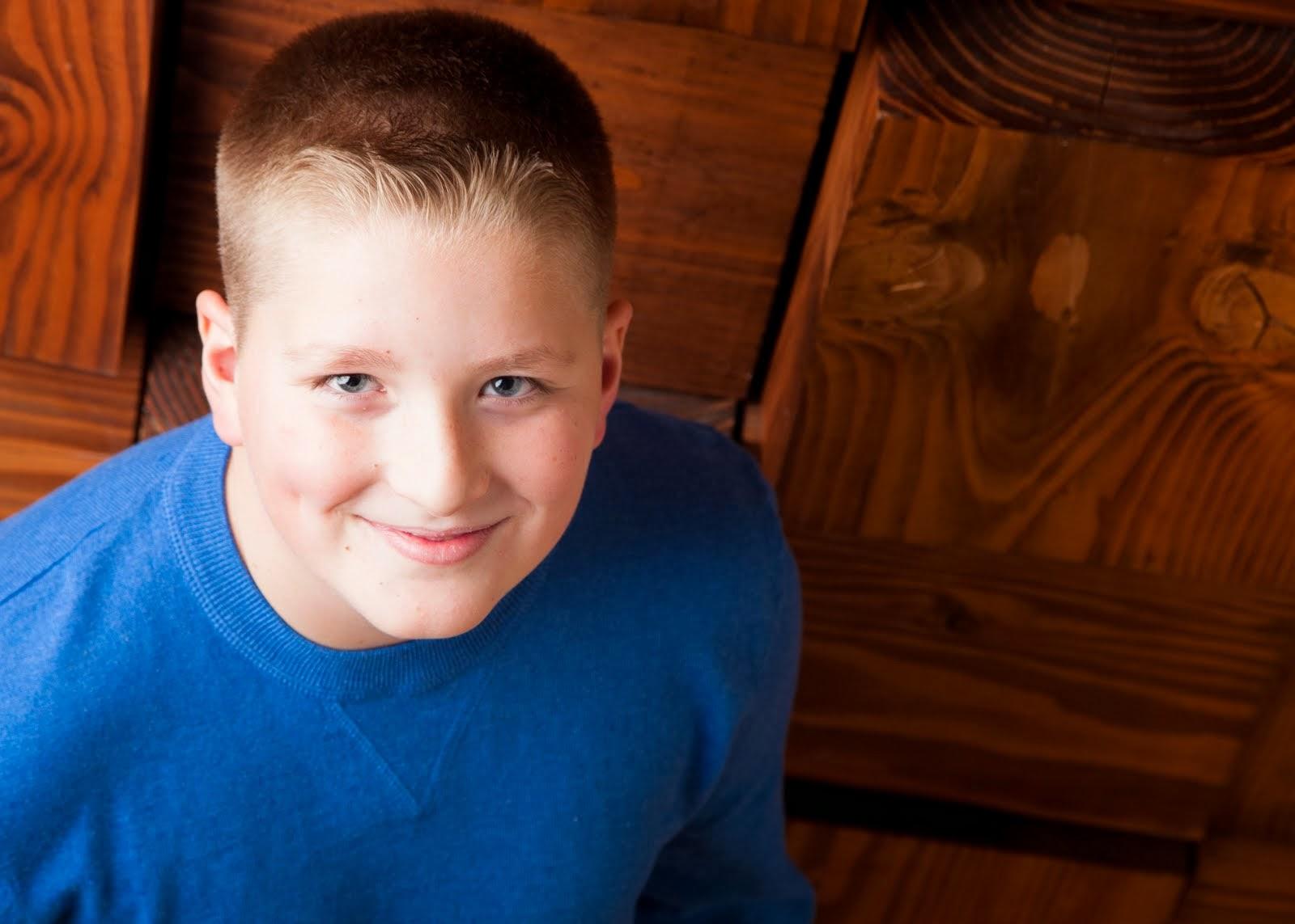 Evan Denver Shannon Age 11
