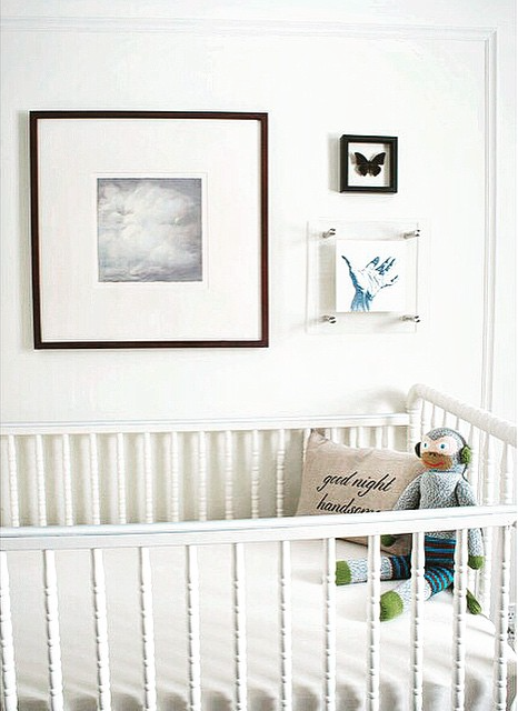 18 Creative Real Life Nurseries - The Curated House