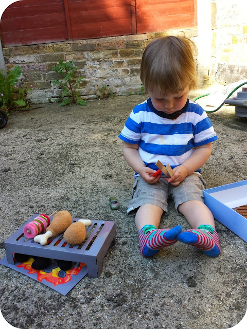 toddler toys, imaginative play, haba, bbq toy