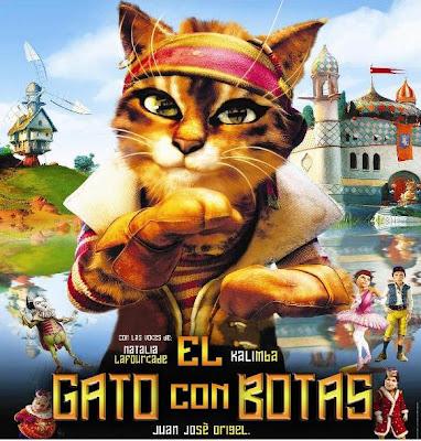 La Verdadera Historia Del Gato con Botas – DVDRIP LATINO