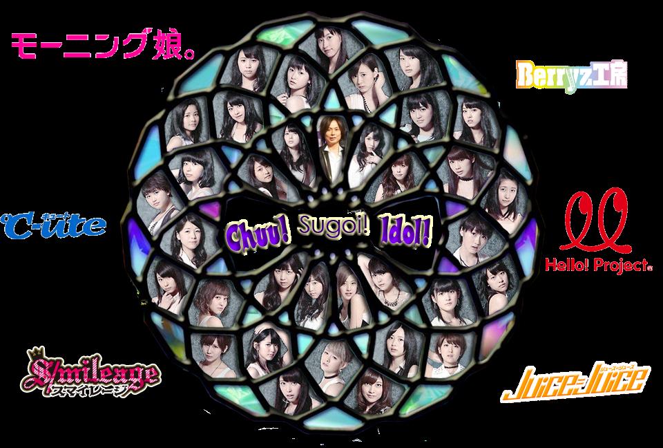 Chuu! Sugoi! Idol