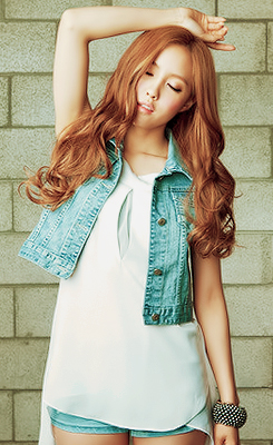 Beauty Pic QRI T-ARA Photoshoot
