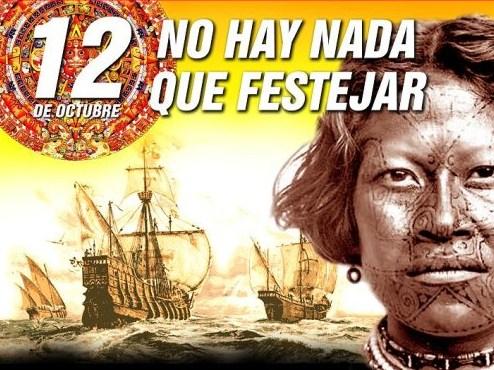 Mujeres ind genas hoy 12 de octubre resistencia ind gena for Comedores 12 de octubre