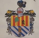 Escudo heráldico familiar