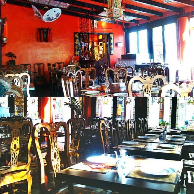 Instagram @lelazivanovic. Golden Dragon restaurant, Heraklion, Crete.