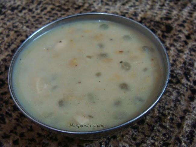 Sabudana+Bengal+Gram+Payasa+Desert+Sweet+recipe