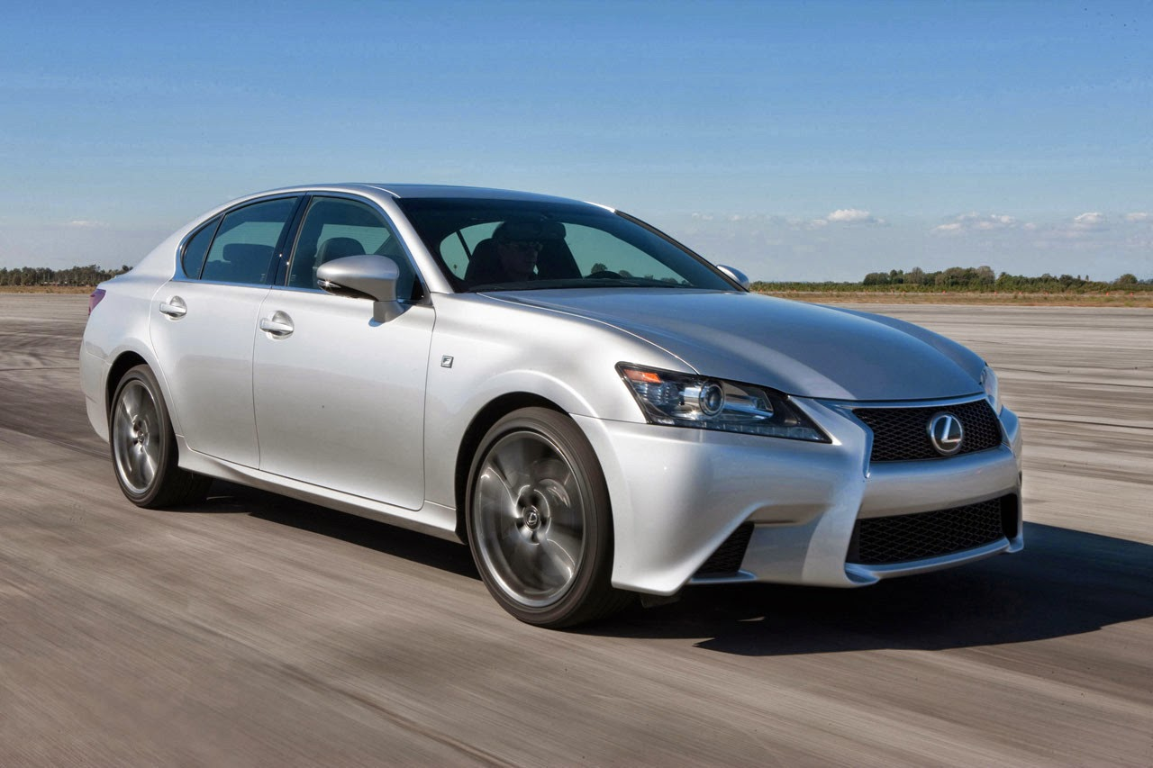 automotiveblogz 2014 lexus gs350 f sport photos. Black Bedroom Furniture Sets. Home Design Ideas