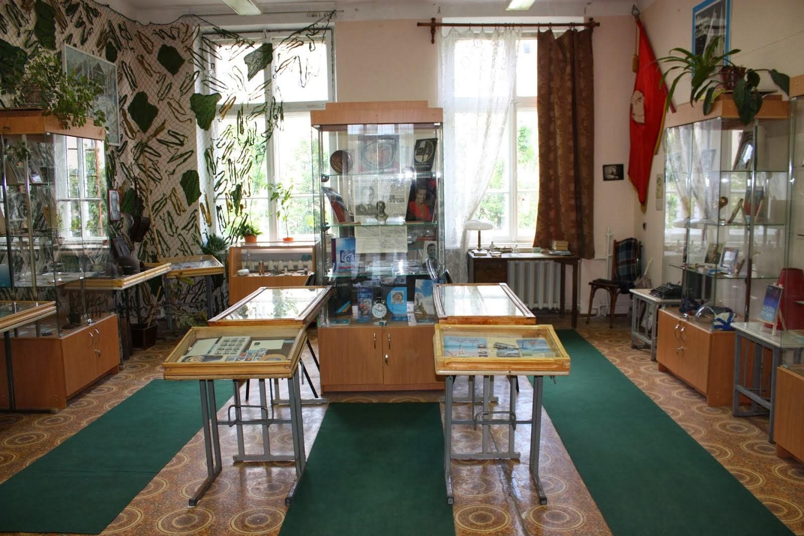 Блог школьного музея им. Ю.А. Гагарина
