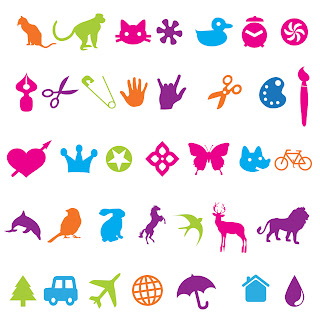 Free 37 SVG Shapes Collection.