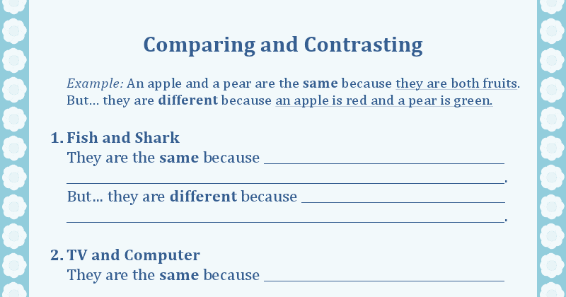 compare and contrast 3 scripting languages Compare and contrast three scripting languages the paper should consist of 7 pages, double-spaced cover page and the - answered by a verified writer.