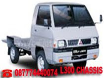 MITSUBISHI - L 300 CHASSIS