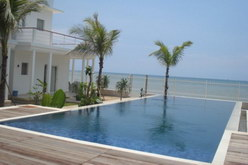 Hotel Dengan View laut