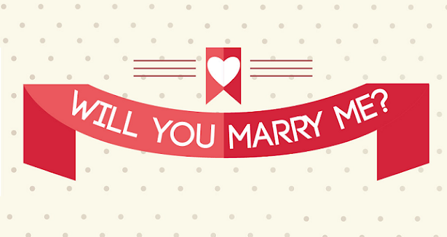 will you marry me   infographic
