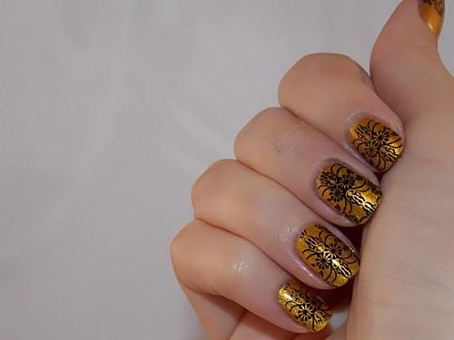 holy grail, vernis à ongles