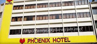 Phoenix Hotel in Kuala Lumpur