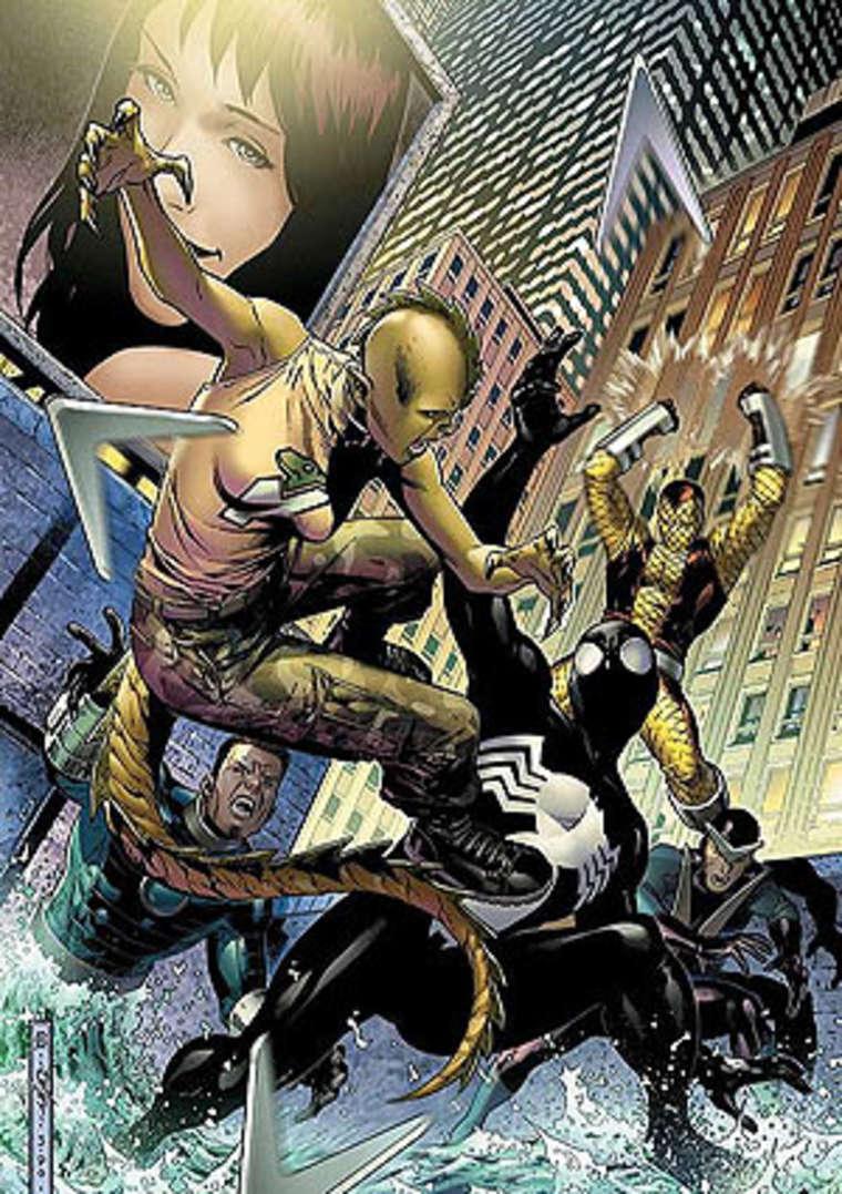 Must see Wallpaper Marvel Lizard - Komodo-Melati-Kusuma-Marvel-comics-Superhero-wanita-indonesia  Trends_98288.jpg