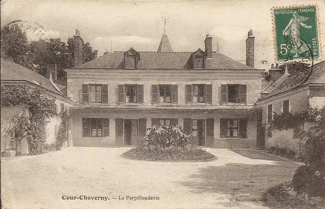 La Parpillouderie - Cour-Cheverny