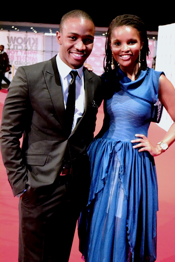 Shona Says He Is NOT Cheating On Connie Ferguson - Phil Mphela Blog