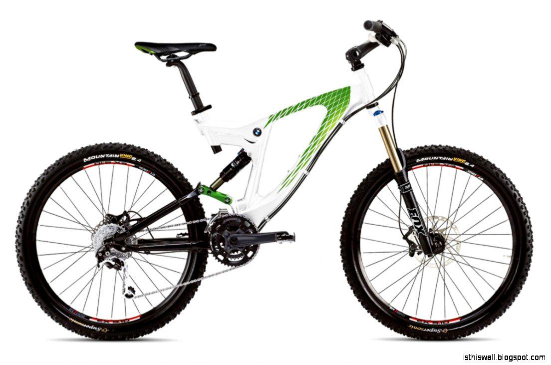 BMW Cross Country Mountain Bike