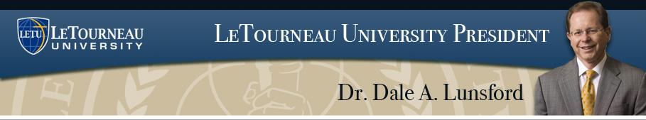LeTourneau University President