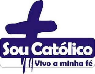 Sou feliz por ser católico!