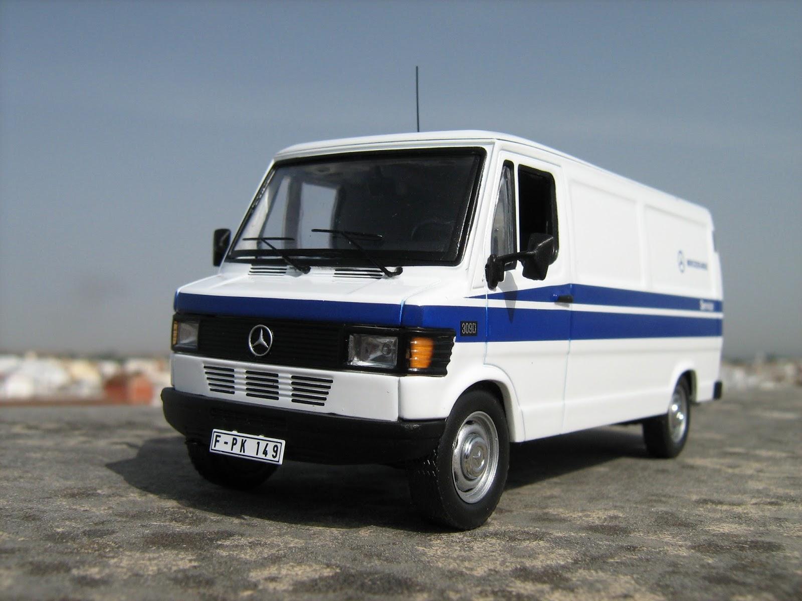El Garaje Algabe 241 O Mercedes Benz T1 309d Quot Service
