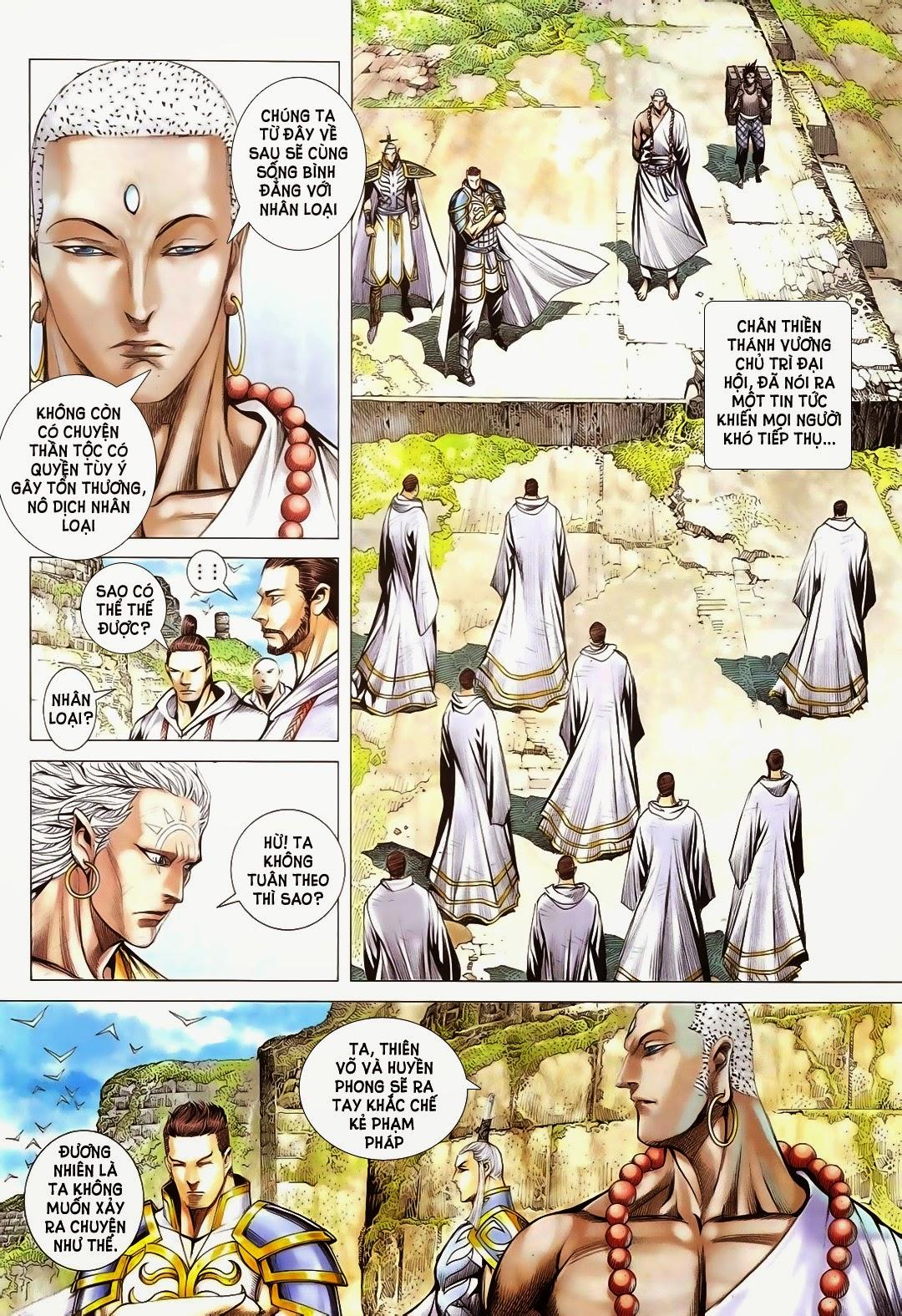 Phong Thần Ký chap 181 - Trang 13