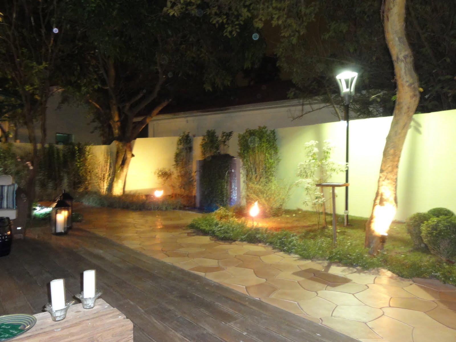 Novamente Vou Divulgar Meu Trabalho Na Casa Cor SP 2011. Desta Vez Vou ~ Iluminacao Jardim Residencial