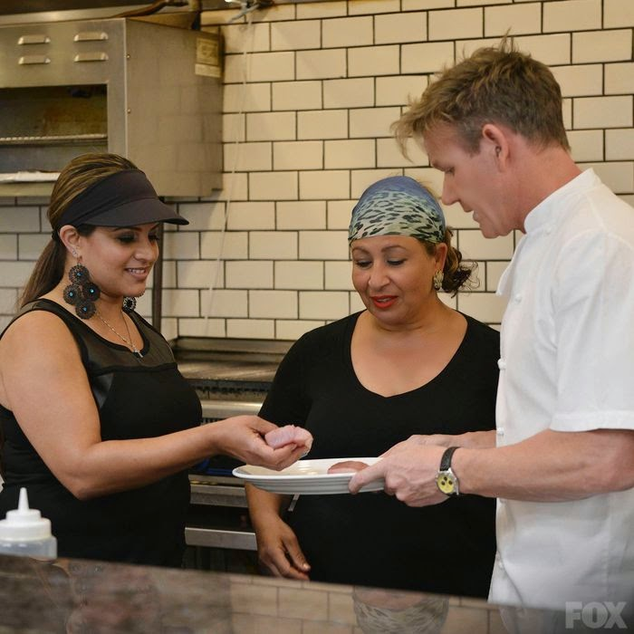 Kitchen nightmares zayna flaming grill open reality for Kitchen nightmares season 5 episode 9