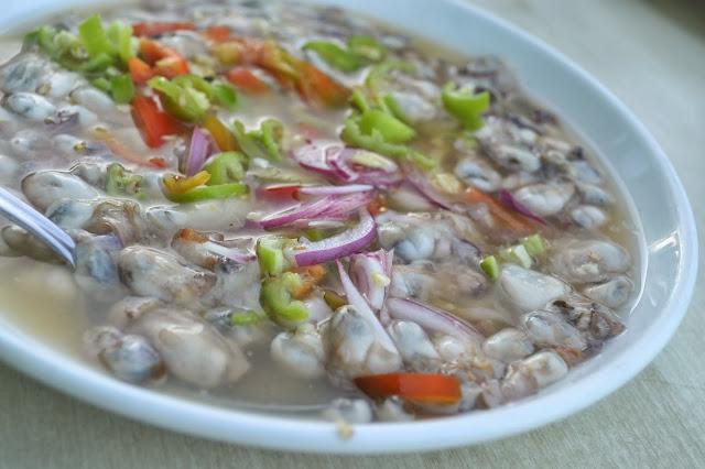 Kinilaw na Talaba Recipe