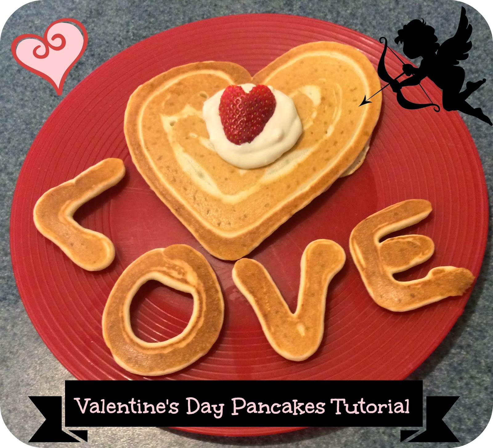 Since My Daughter Now Knows Her Shapes And Lots Of Letters I Wanted To  Create A Fun Breakfast She Could Enjoy. I Bought A Pancake Creator Before  My Daughter ...