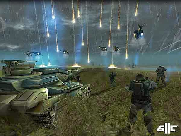 Download Free RTS Games - Ground Control 2