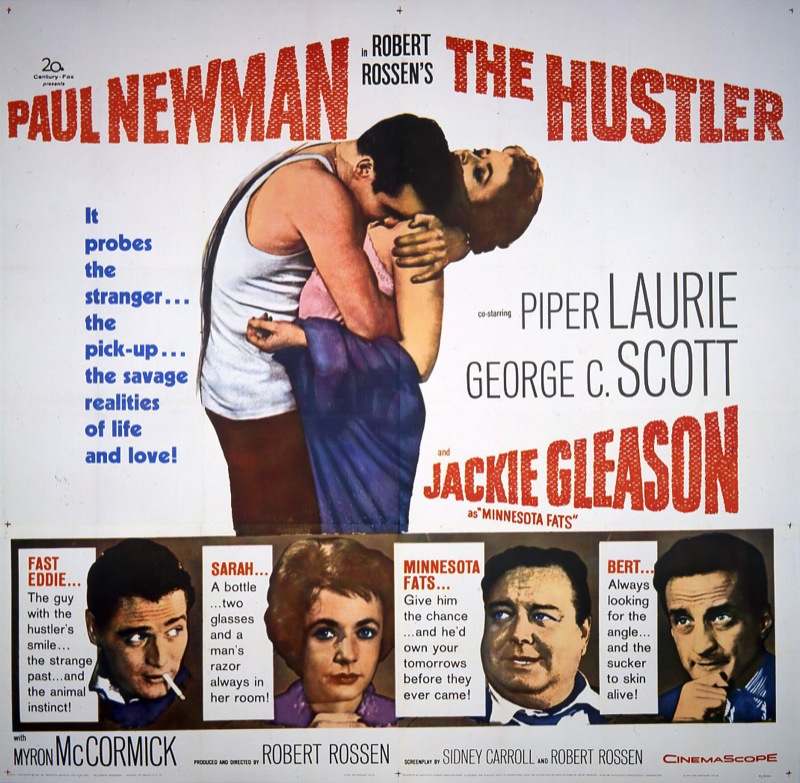 """""""The Hustler"""" (1961)"""