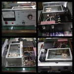 Linear Amplifier VHF HOMEBREW input 30 watt output 400-550 watt, barang READY STOCK