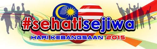 SALAM KEMERDEKAAN MALAYSIA KE 58