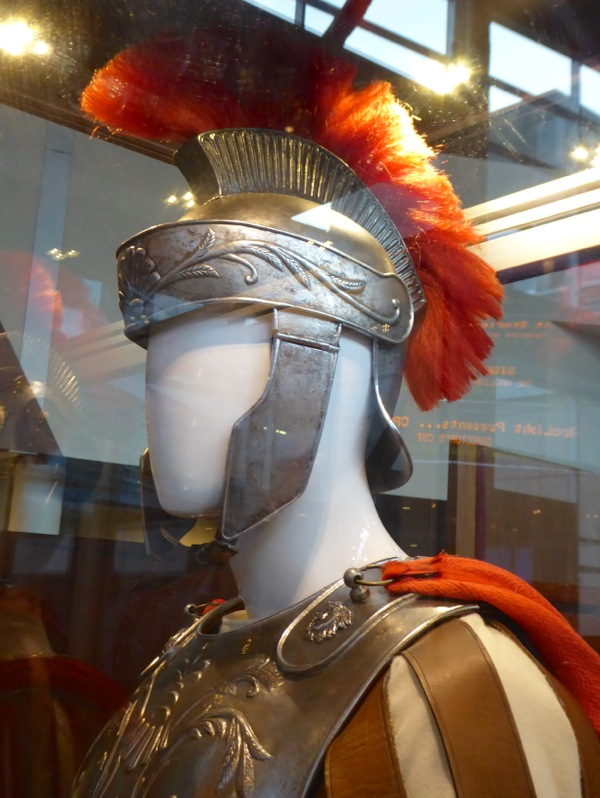 Roman Centurion helmet Hail Caesar