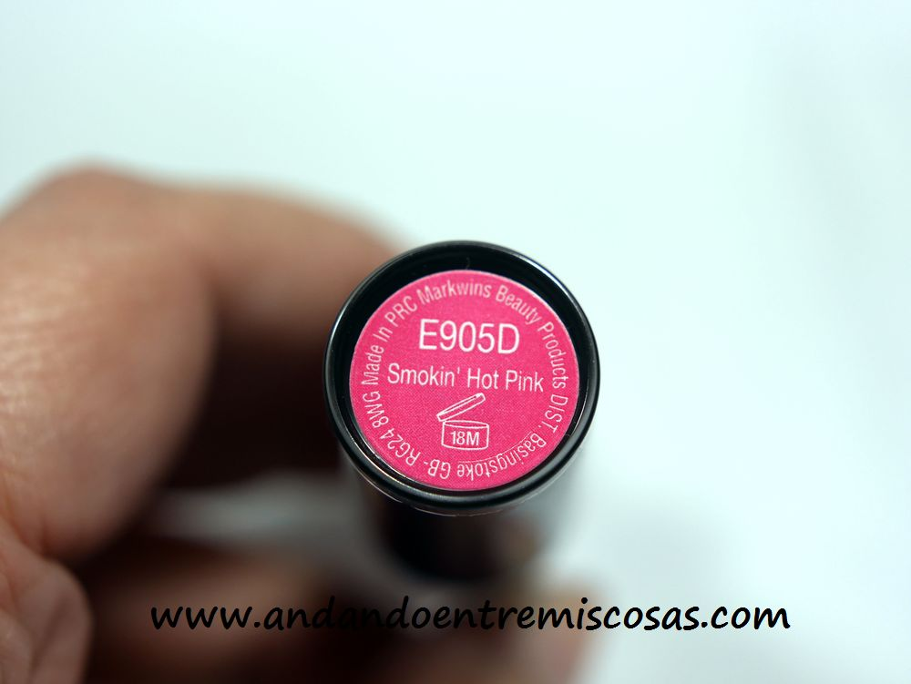 Wet n Wild, 905 Smokin´ Hot Pink