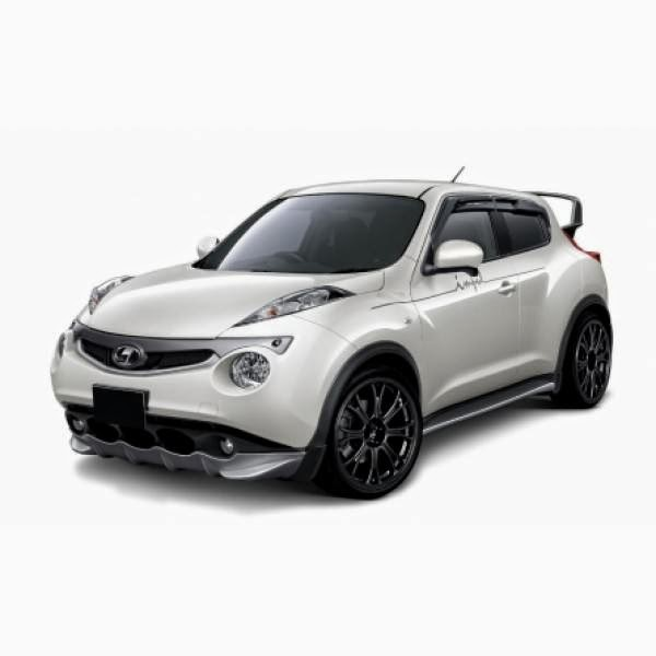 Body Kit Nissan Juke Impul