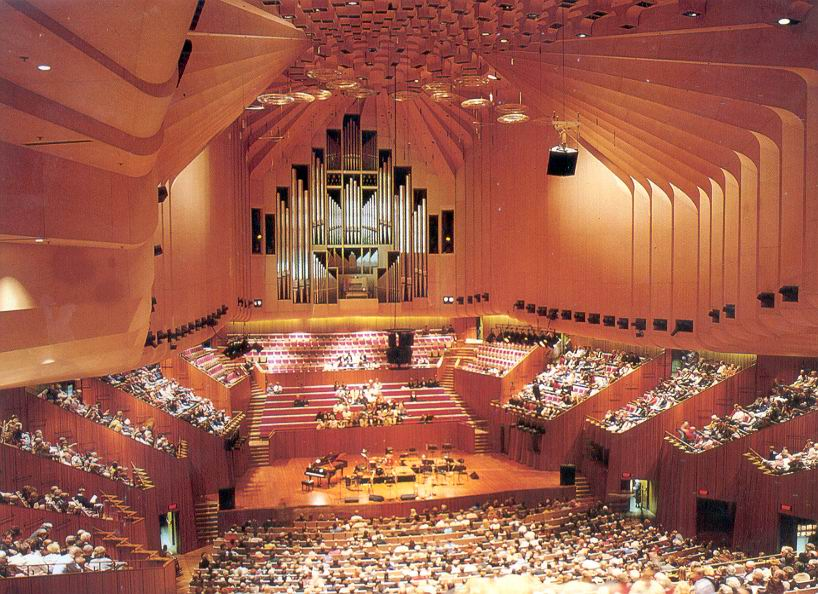 sydney opera house concert hall - 23+ Photos Inside Sydney Opera House  Pictures