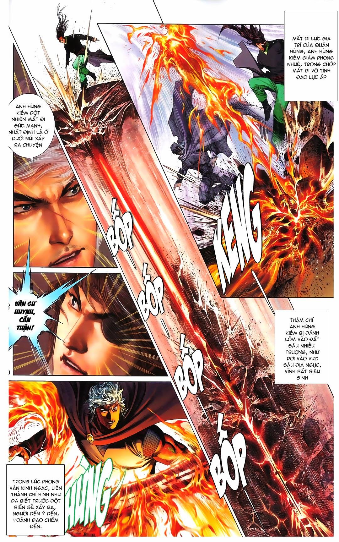 Phong Vân chap 667 Trang 52 - Mangak.info