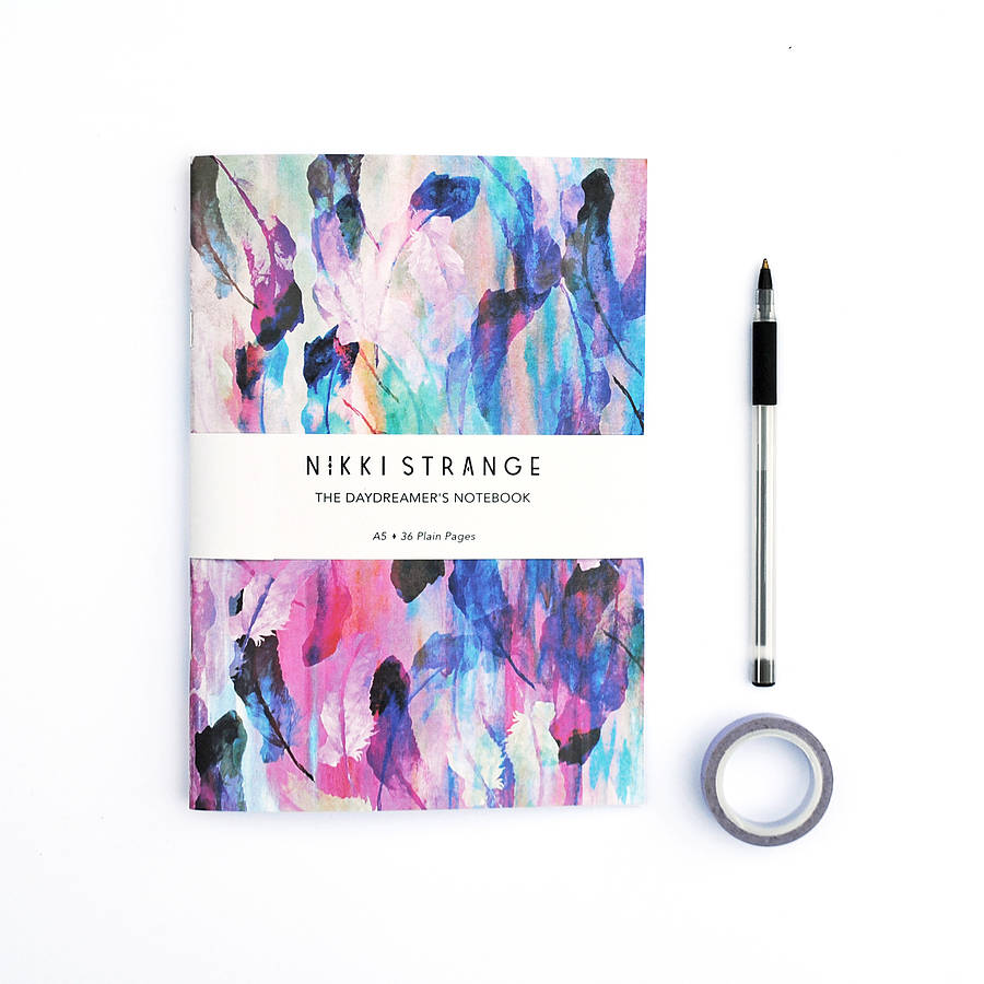 watercolour notebook