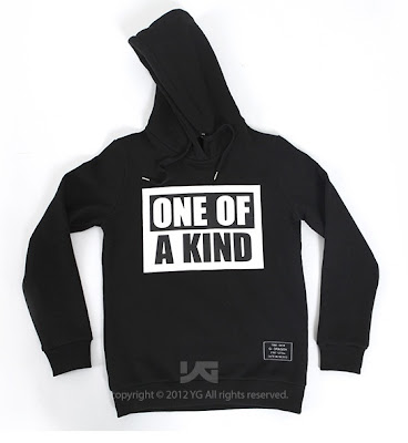 Buy G-Dragon's official One of a Kind merchandise.