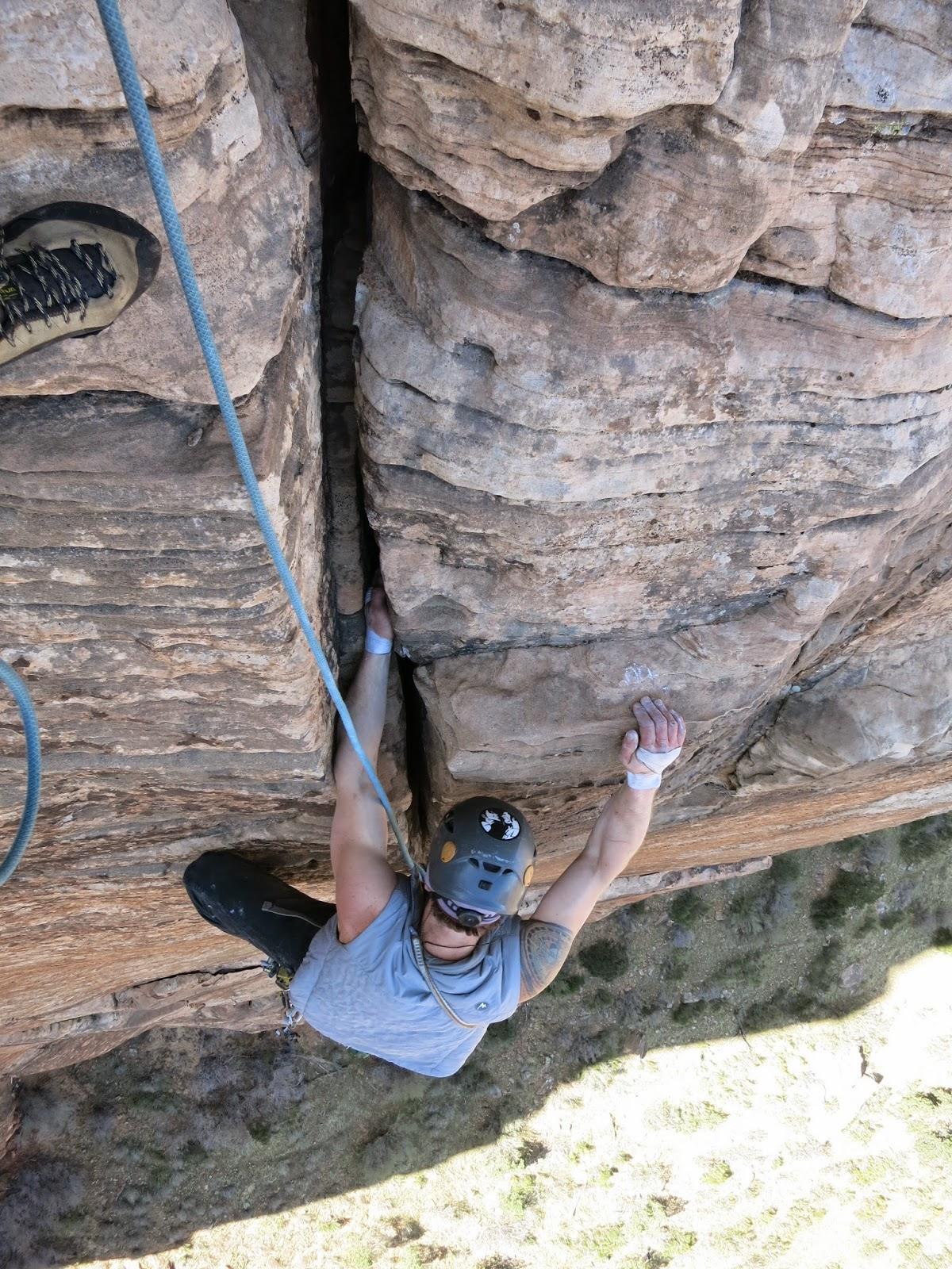 Rock Climbing 101: Beginner Tips Rock Climbing 101: Beginner Tips new foto
