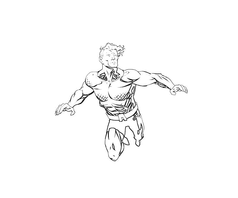 printable-dc-universe-aquaman-abilities_coloring-pages