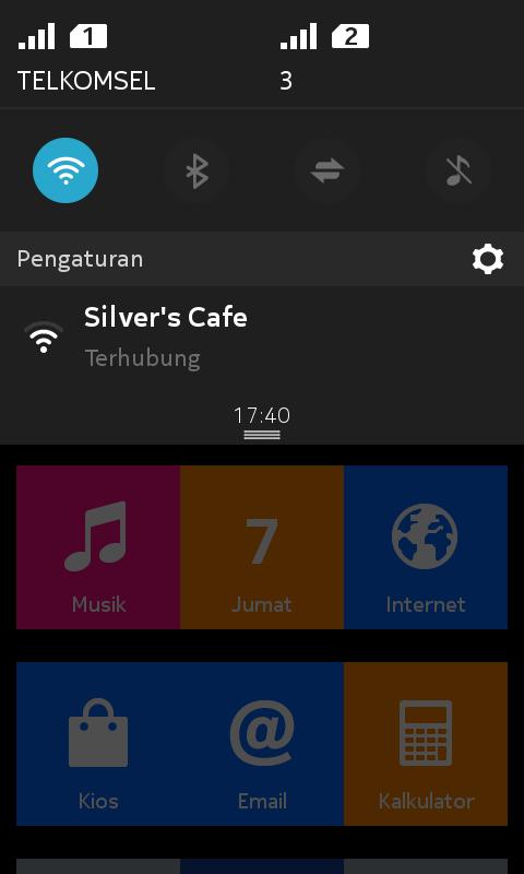 SistemUI Nokia X Smartfren Andromax-C