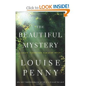 Beautiful Mystery Release Date Book