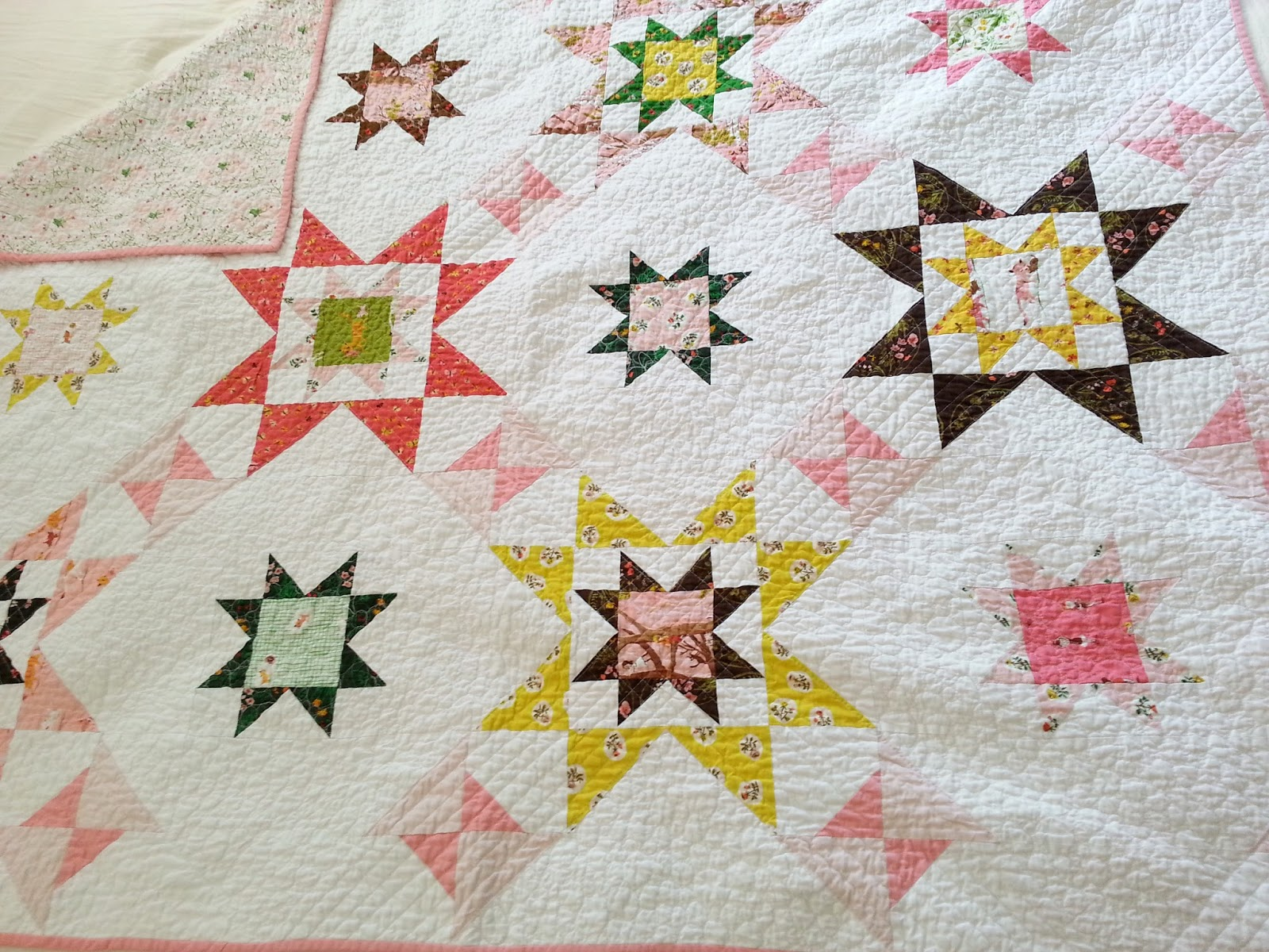 Quilt Story: Emerson Star and Fabric Tuesday! : tiger lily quilt shop - Adamdwight.com