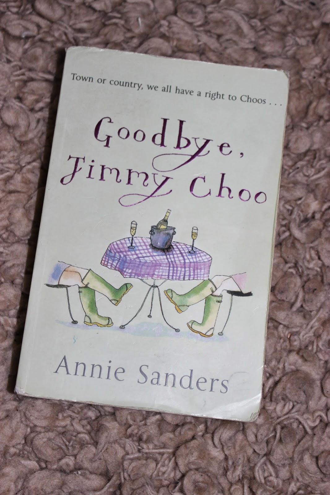 The Life Of Mrs P : Goodbye Jimmy Choo: By Annie Sanders