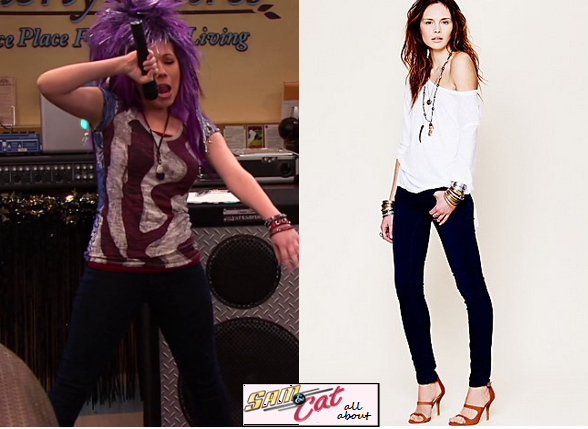 all about sam and cat fashion style jennette mccurdy