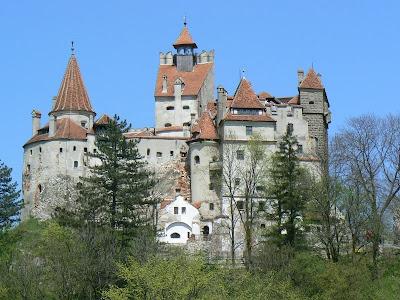 castillo de bran  conde dracula - que visitar